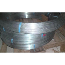 2.2x2.7mm G.l steel oval wire